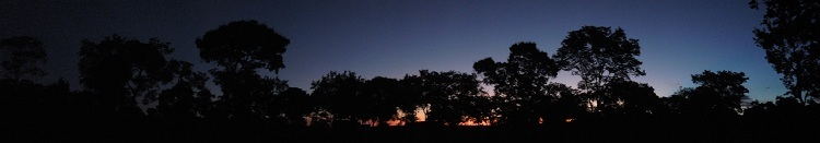 zambian sunset